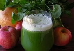 suco verde maca